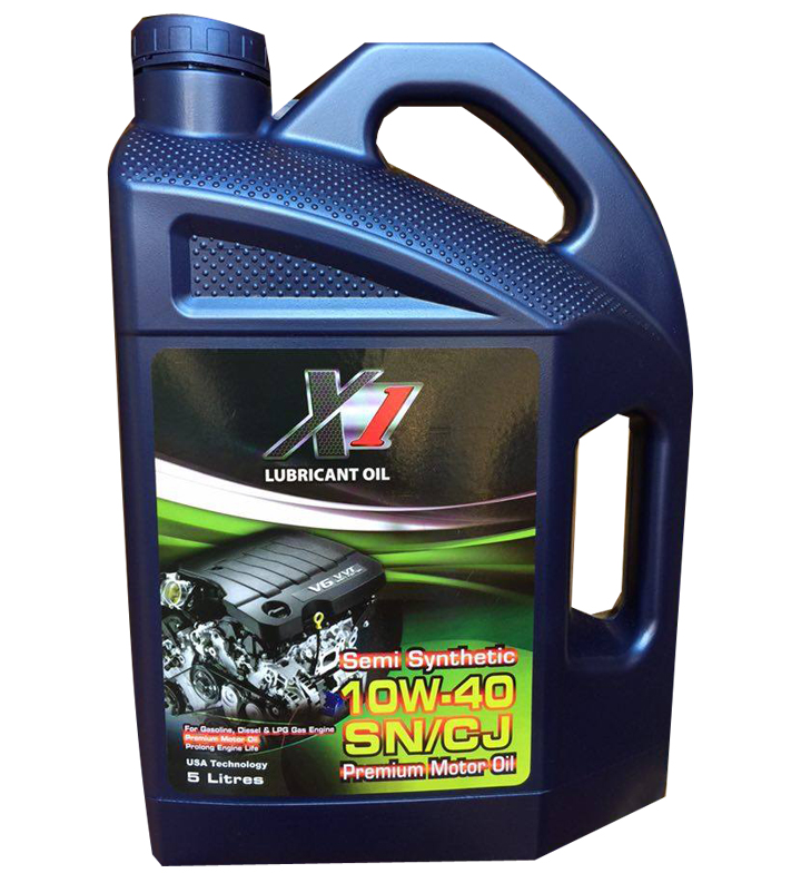 X1 2T Motorcycle Oils