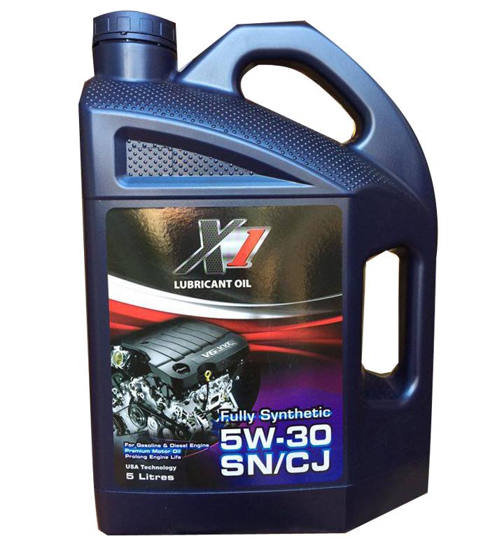 X1 SAE 10W-40 Semi Synthetic